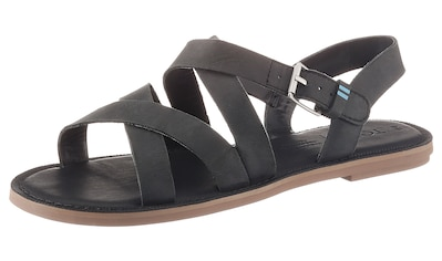 TOMS Sandale »Sicily«, in rahmengenähter Machart kaufen