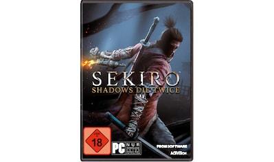 SEKIRO  -  Shadows Die Twice PC kaufen