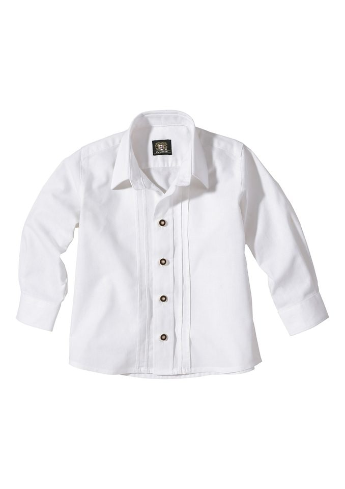 Kinder Trachtenhemd OS-Trachten