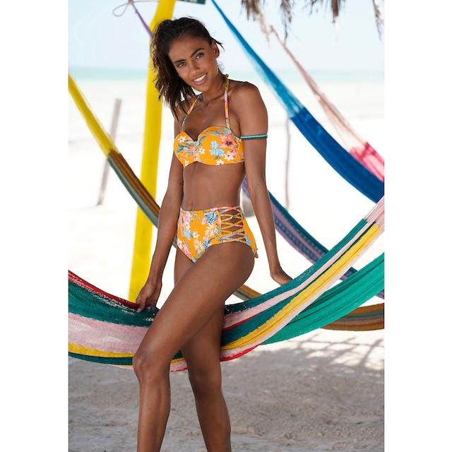 Bench. Highwaist-Bikini-Hose »Maui«