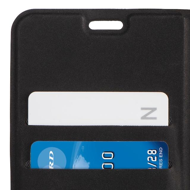 """Hama Booklet """"Slim Pro"""" für Huawei P smart, Schwarz »Smartphone-Booklet«"""