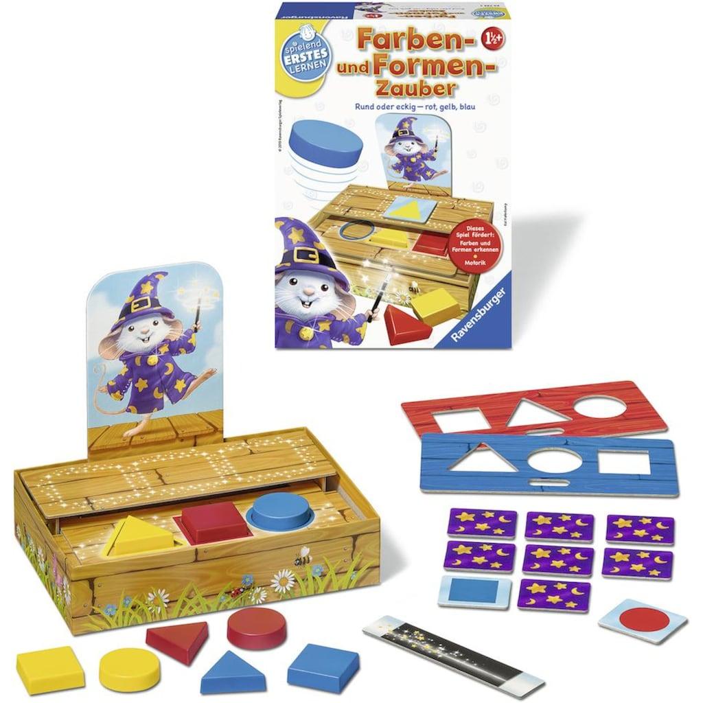 Ravensburger Spiel »Farben- und Formen-Zauber«, Made in Europe, FSC® - schützt Wald - weltweit