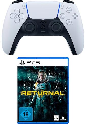 PlayStation 5 Wireless-Controller »DualSense«, inkl. Returnal kaufen