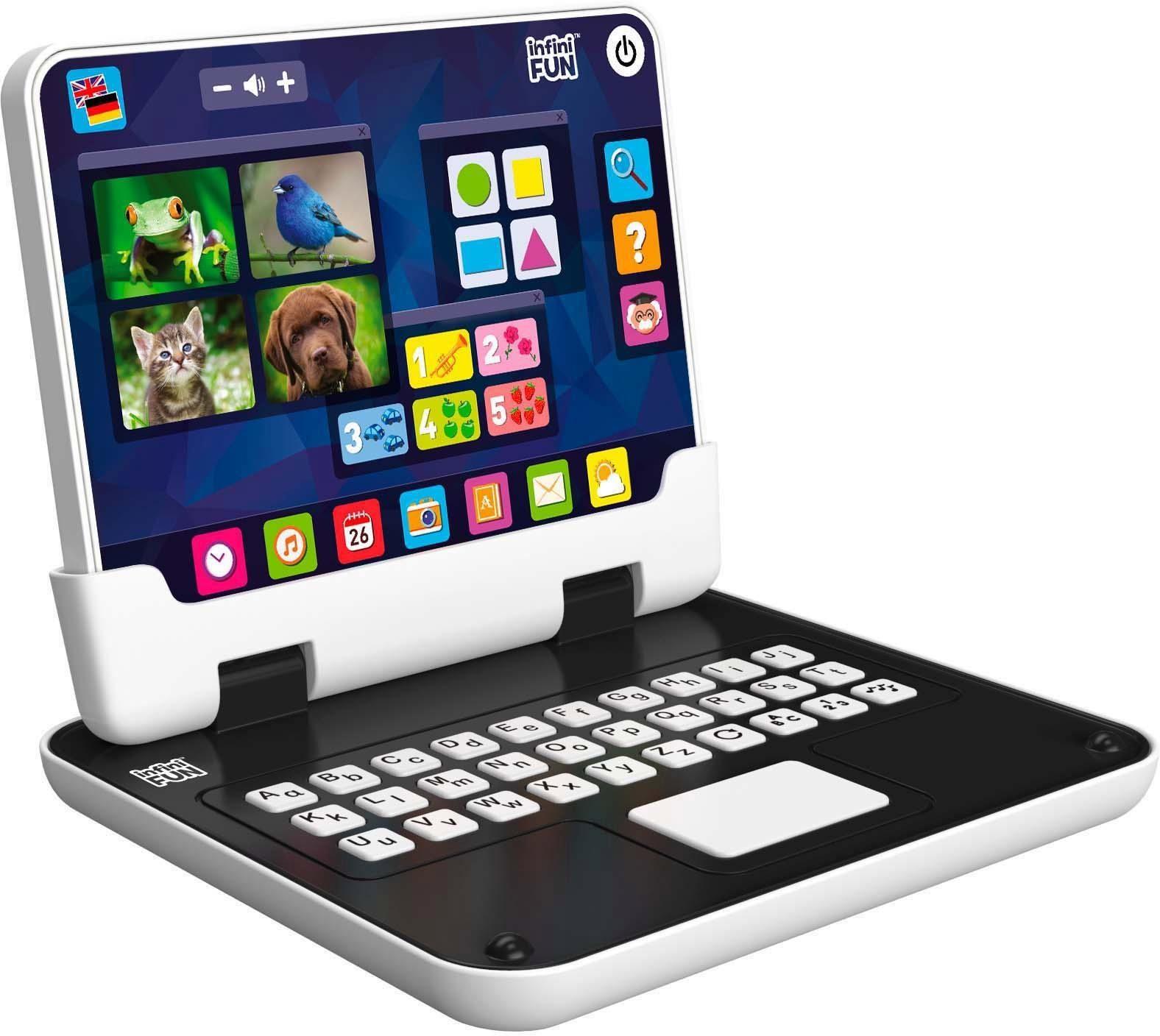 """Kindercomputer """"Mein erster 2 in 1 Tablet PC"""" Technik & Freizeit/Spielzeug/Lernspielzeug/Kinder-Computer"""