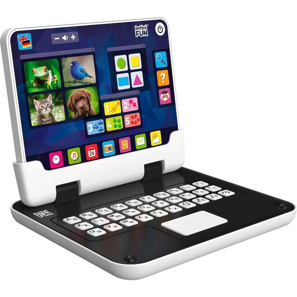 "Kindercomputer ""Mein erster 2 in 1 Tablet PC"""