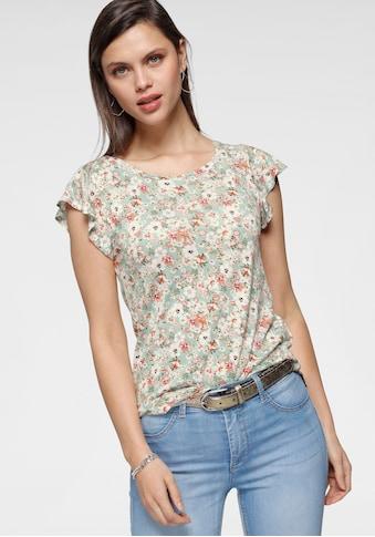 HaILY'S T-Shirt, mit Flügelärmeln kaufen