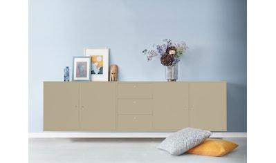 hammel Sideboard »MISTRAL«, mit drei Schubladen, Breite 220 cm, Danish Design kaufen