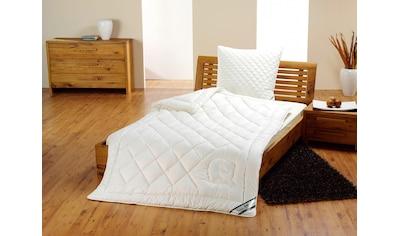 4 - Jahreszeitenbett, »Baumwolle«, f.a.n. Frankenstolz, Füllung: 100% Baumwolle, Bezug: 100% Baumwolle kaufen