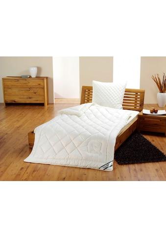 f.a.n. Schlafkomfort Baumwollbettdecke »kbA Baumwolle«, warm, Füllung 100% Baumwolle,... kaufen