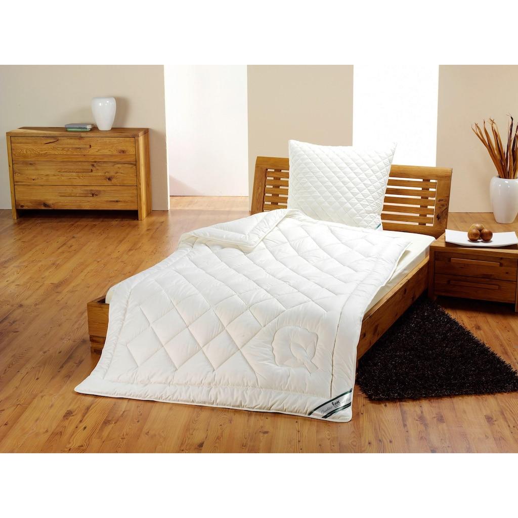 f.a.n. Schlafkomfort Baumwollbettdecke »kbA Baumwolle«, normal, Füllung 100% Baumwolle, Bezug 100% Baumwolle, (1 St.)