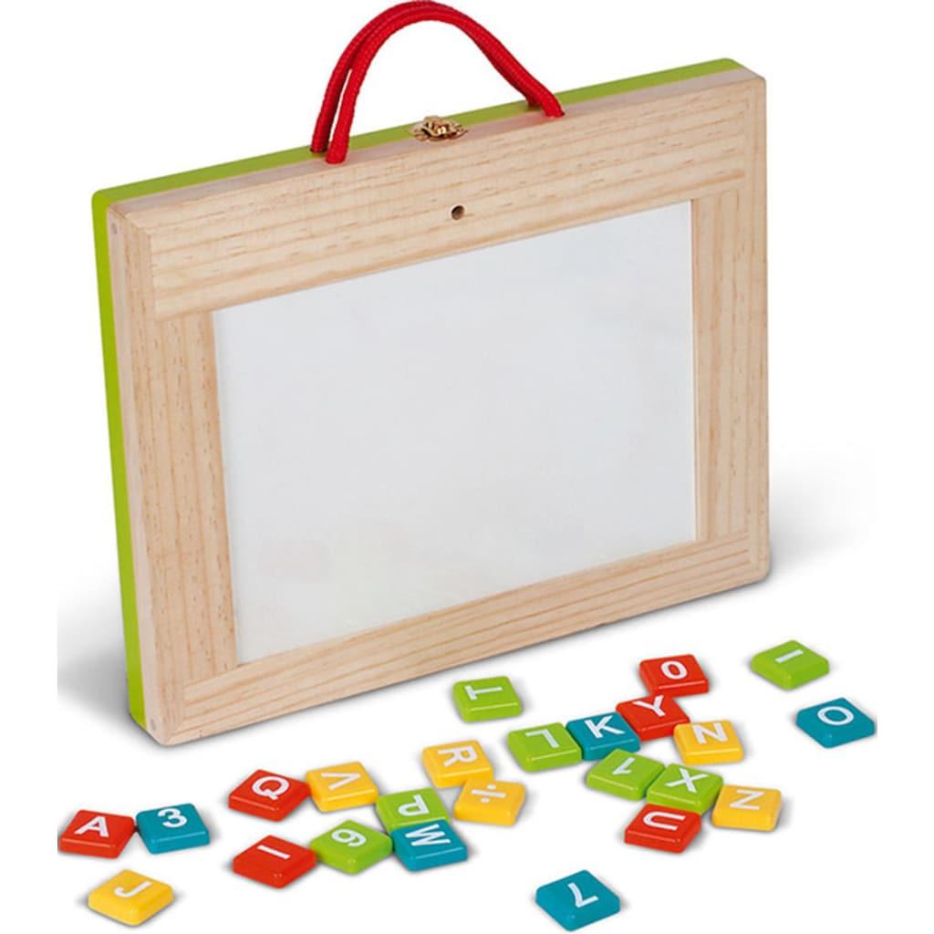 Janod Zaubertafel »Magnet und Kreidetafel - Magic«, aus Holz