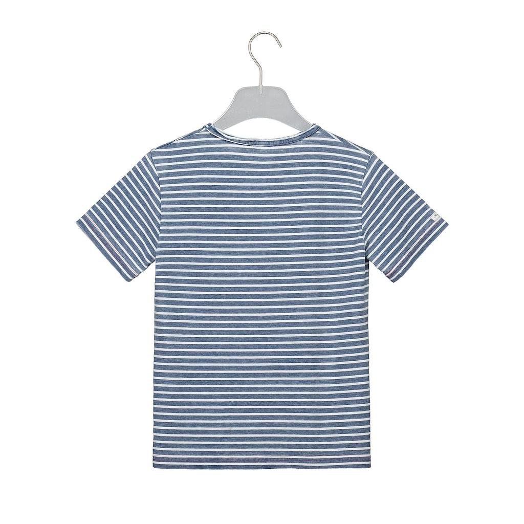 Key Largo T-Shirt, in tollem Streifen-Design