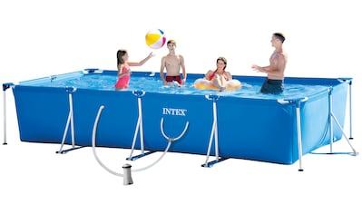 Intex Framepool, (Set), BxLxH: 220x450x84 cm kaufen