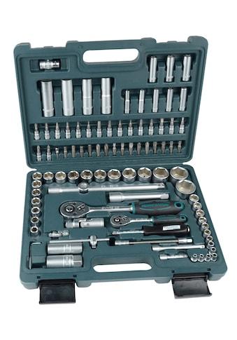 Brüder Mannesmann Werkzeuge Werkzeugset »(94-tlg.)«, (94 St.), Steckschlüsselsatz kaufen
