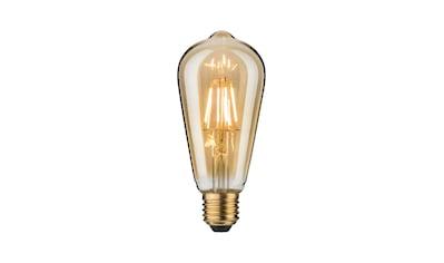 Paulmann »Vintage - Kolben ST64 5W E27 Gold Warmweiß« LED - Leuchtmittel kaufen