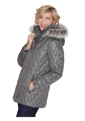Classic Jacke im ansprechenden Rauten - Stepp kaufen