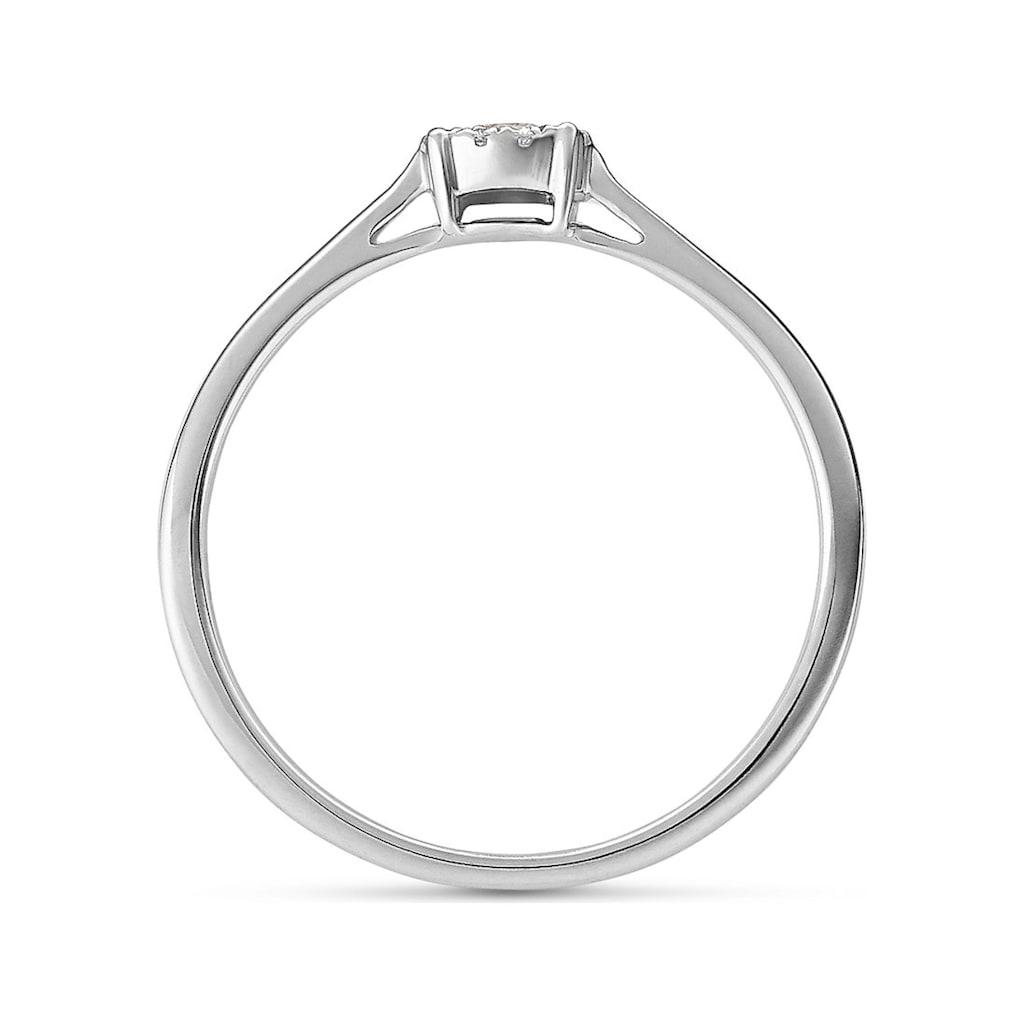 CHRIST Diamantring »32004136«