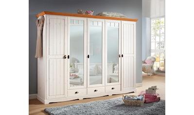 Landhaus Schranke Furs Schlafzimmer Kaufen Baur