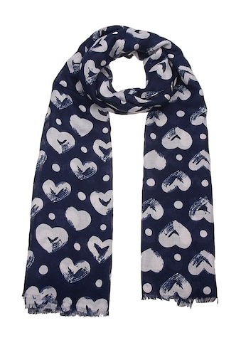 leslii Schal »Herz - Muster« kaufen