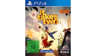 Electronic Arts Spiel »It Takes Two«, PlayStation 4 kaufen