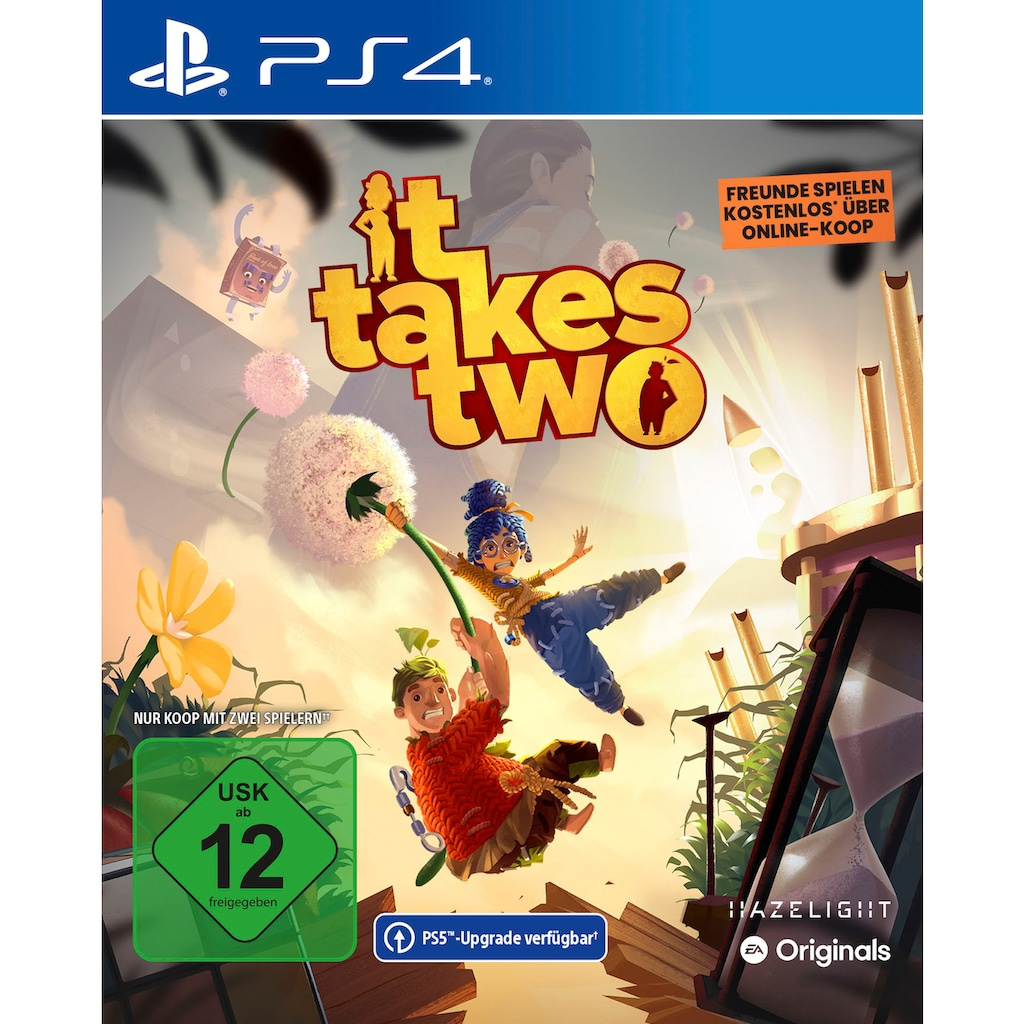 Electronic Arts Spiel »It Takes Two«, PlayStation 4