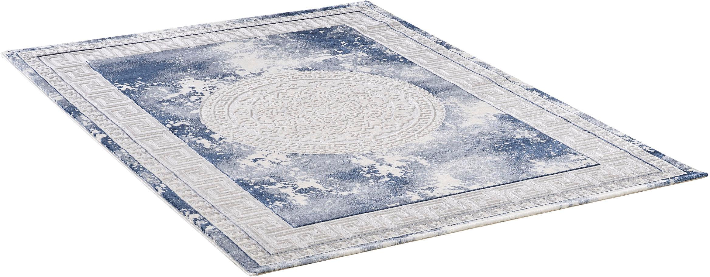 Teppich Harmony 3213 Sanat Teppiche rechteckig Höhe 12 mm maschinell gewebt
