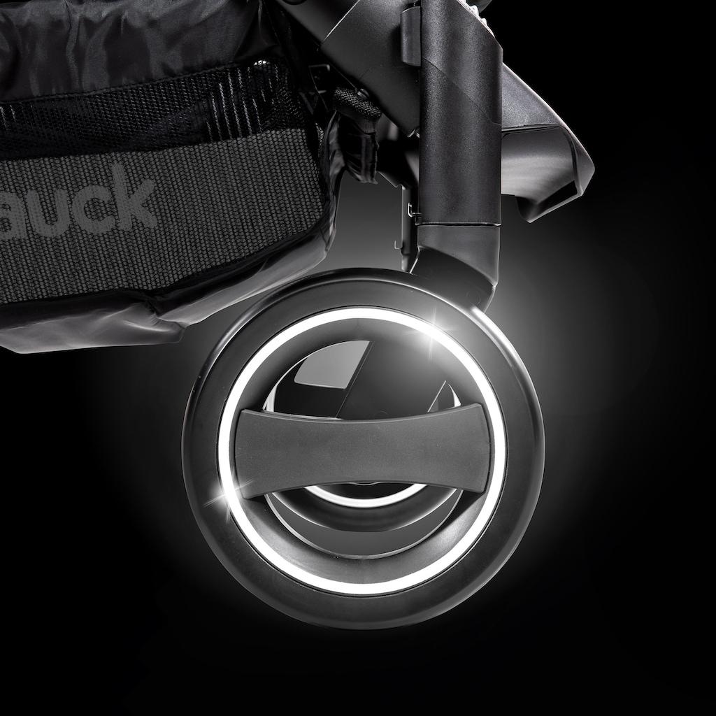 Hauck Sportbuggy »Apollo, denim«, inkl. Beindecke; Kinderwagen, Buggy, Sportwagen, Kinder-Buggy, Kinderbuggy, Sport-Kinderwagen