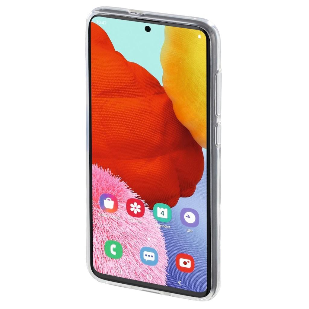 "Hama Cover, Hülle ""Crystal Clear"" für Samsung Galaxy A51"
