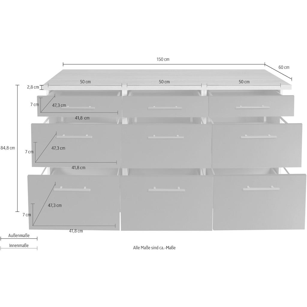 OPTIFIT Unterschrank »Tula«, Breite 150 cm