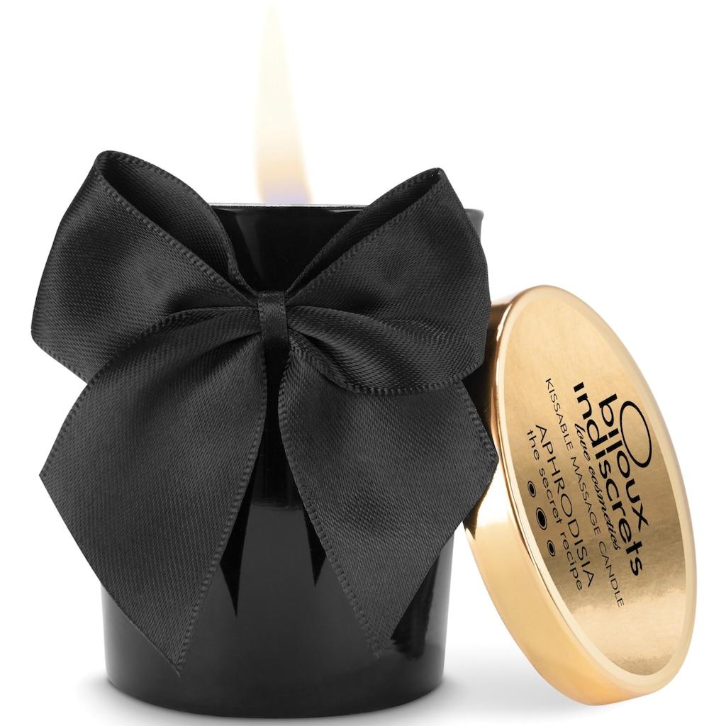 Bijoux Indiscrets Massagekerze »Melt my Heart Scented Massage Candle«, vegan