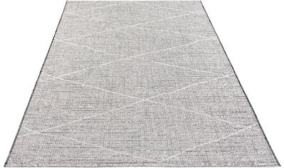 ELLE Decor Teppich »Blois«, rechteckig, 3 mm Höhe, In- und Outdoorgeeignet, Wohnzimmer kaufen