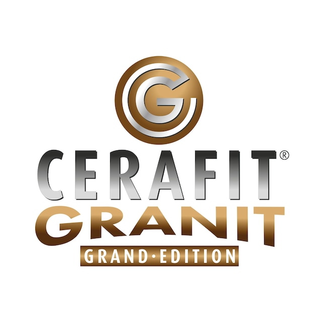 Genius Pfannen-Set »Cerafit®Granit-Grand-Edition« (Set, 7-tlg.)