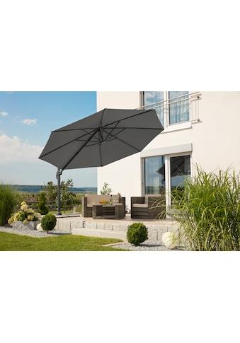 Schneider Schirme Ampelschirm »Rhodos Grande«, Inkl. Schutzhülle, ohne Schirmständer kaufen
