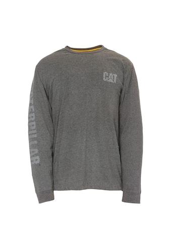 CATERPILLAR Langarmshirt »Herren T - Shirt, langärmlig« kaufen