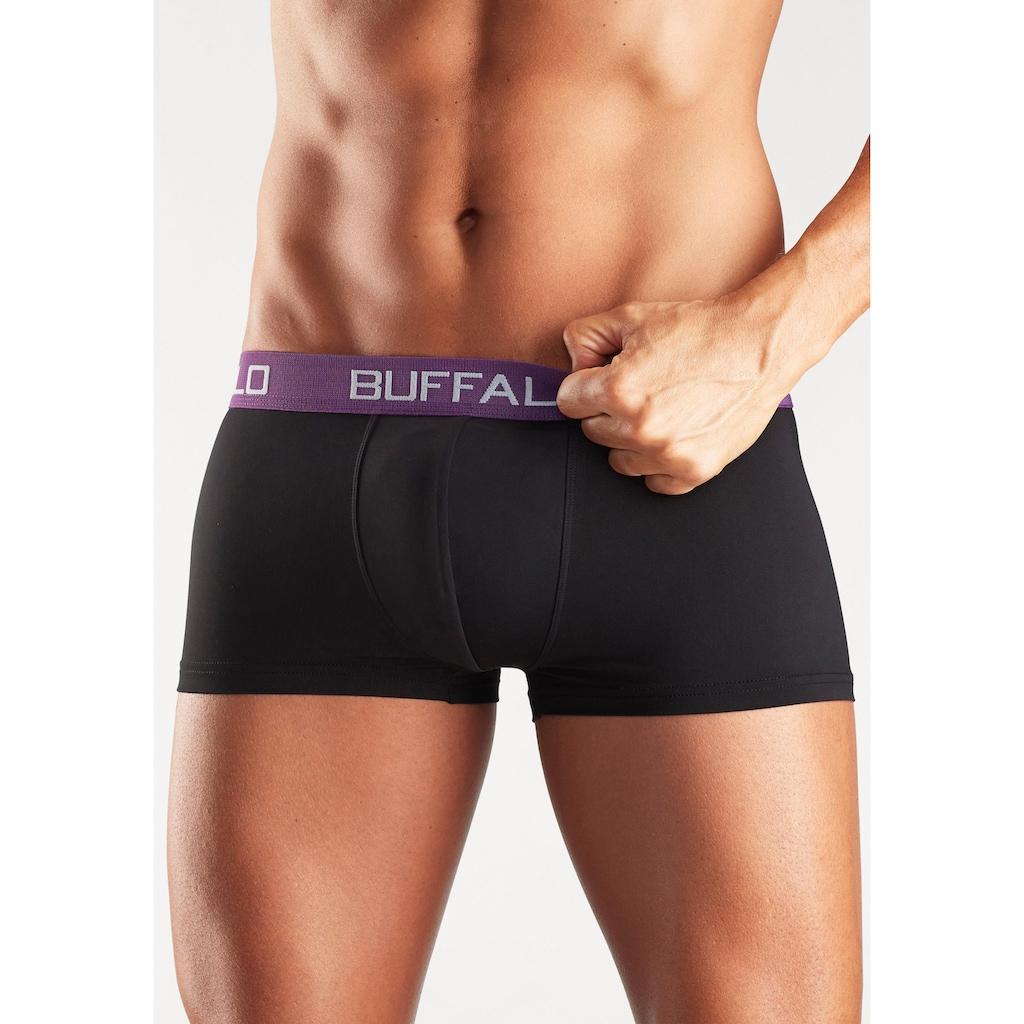 Buffalo Hipster, mit Kontrastbund