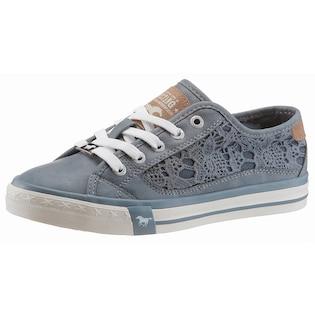 d38a196fad6d65 Jeans Schuhe online kaufen » Damenschuhe aus Jeansstoff