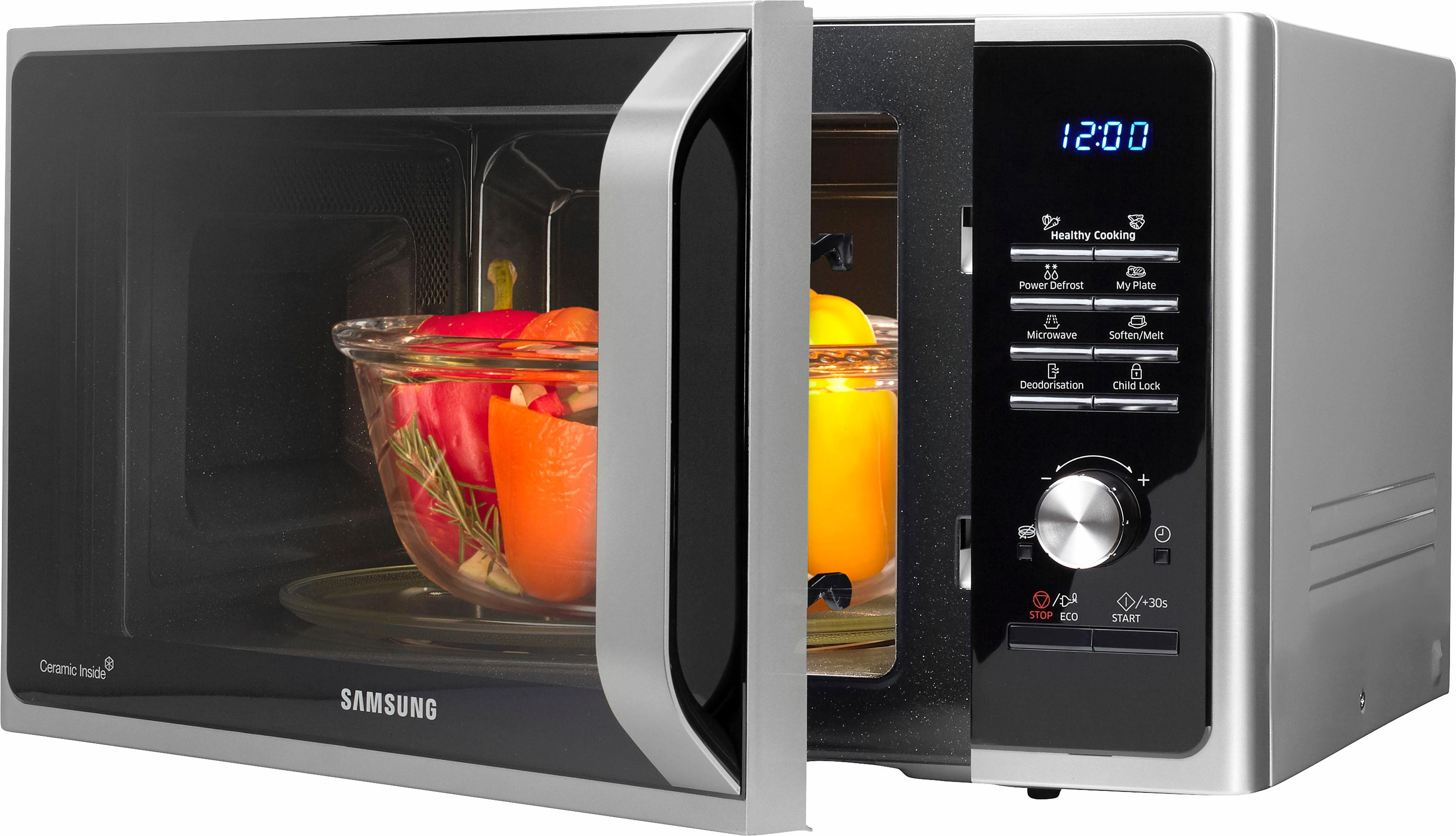 Samsung Mikrowelle MW3000 MS28F303TAS/EG 1000 W | Küche und Esszimmer > Küchenelektrogeräte > Mikrowellen | Samsung