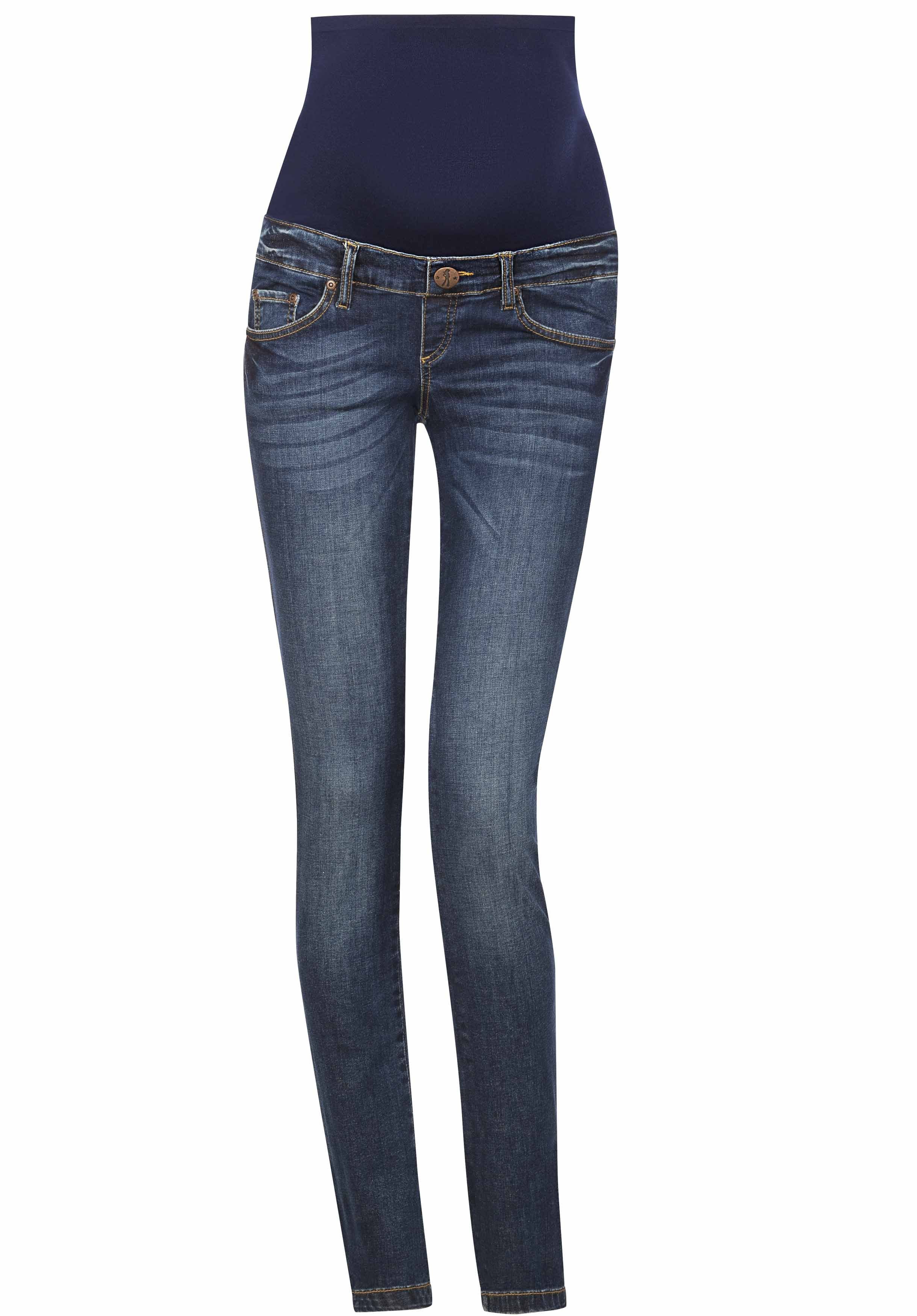 Paulina Umstandsjeans All Or Nothing | Bekleidung > Umstandsmode > Umstandsjeans | Blau | Paulina