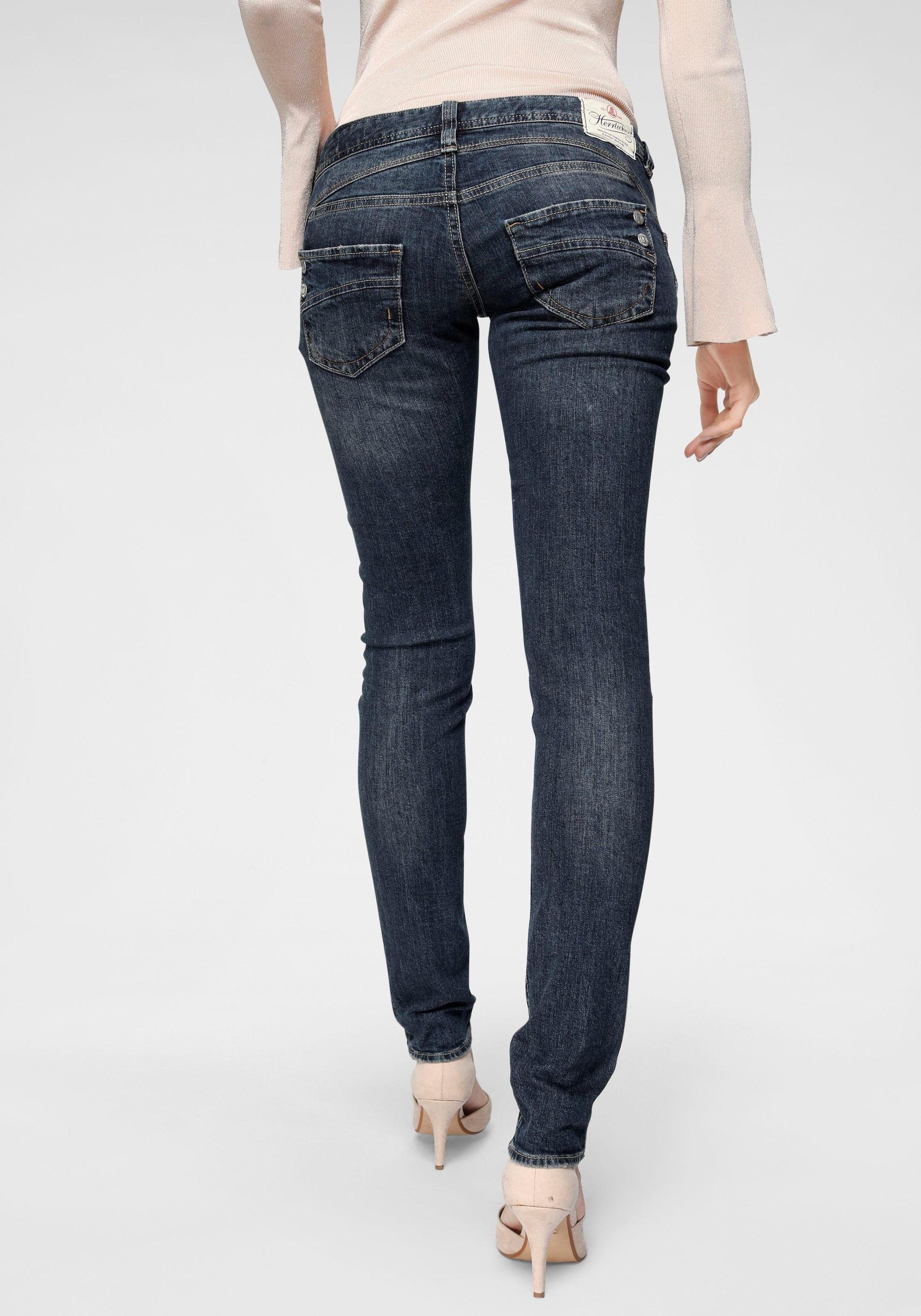 Herrlicher Slim fit Jeans »PIPER SLIM« online kaufen   BAUR