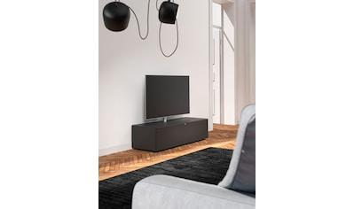 SPECTRAL TV-Board »Next«, mit Stofffront und Soundbar-Ablage, wahlweise mit... kaufen