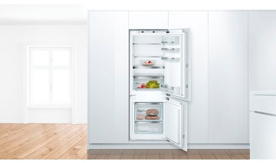 BOSCH Einbaukühlgefrierkombination, 157,8 cm hoch, 55,8 cm breit kaufen
