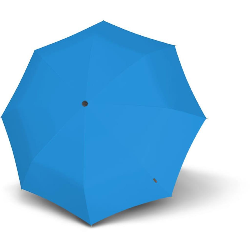 Knirps® Taschenregenschirm »T.200 Medium Duomatic, Aqua«