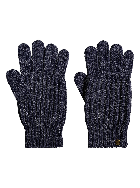 Roxy Strickhandschuhe Gypsy Child | Accessoires > Handschuhe > Strickhandschuhe | Blau | Roxy