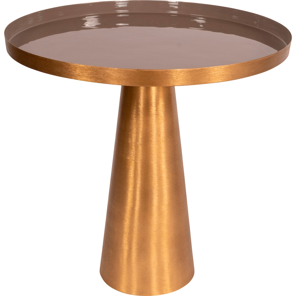 Kayoom Beistelltisch »Beistelltisch Morrison 525«, Tischplatte mit erhöhtem Rand