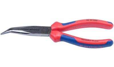 Knipex Flachrundzange »WKPT2622200«, 200 mm kaufen