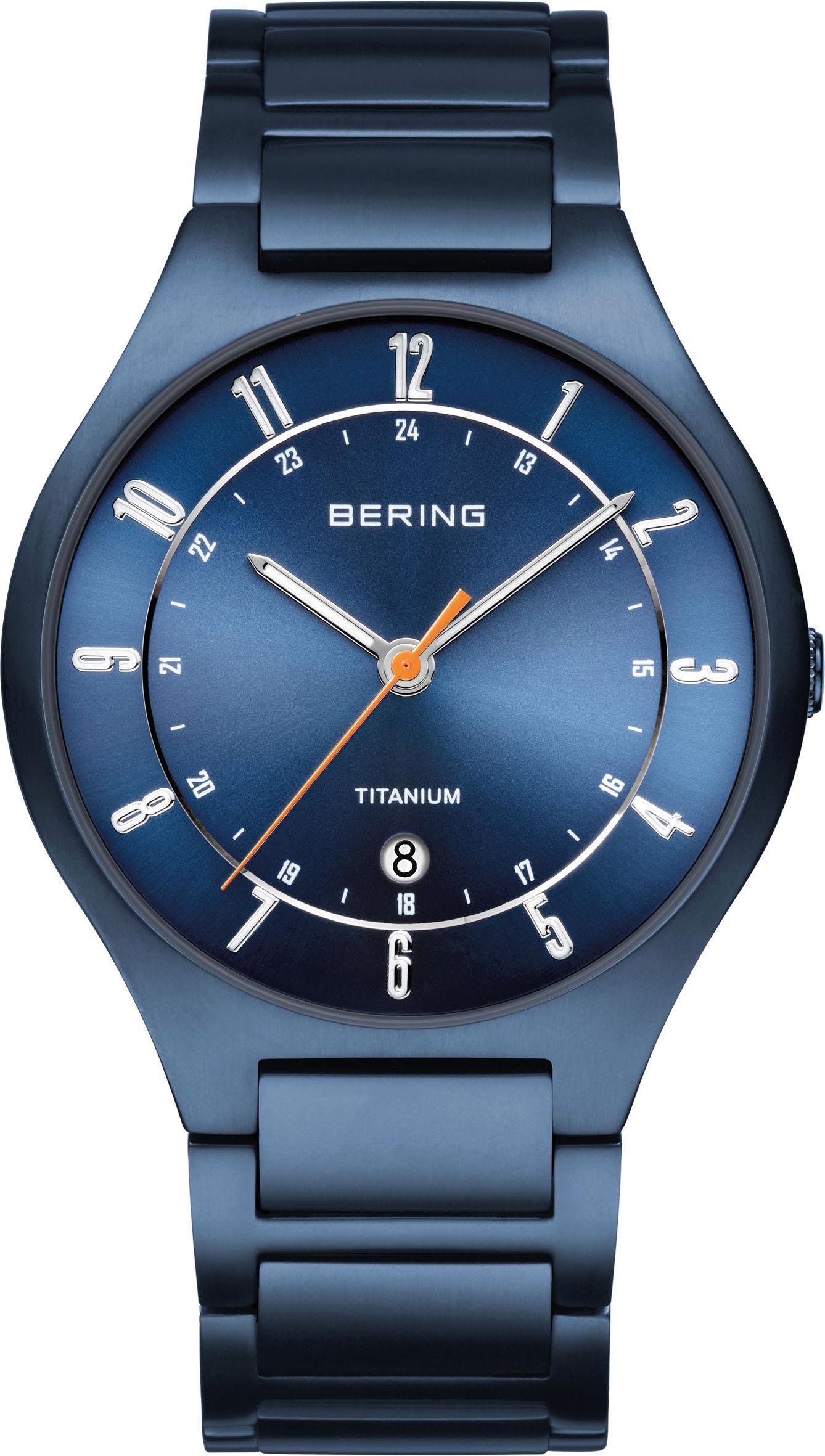 Bering Titanuhr 11739-797 | Uhren > Titanuhren | Blau | Bering