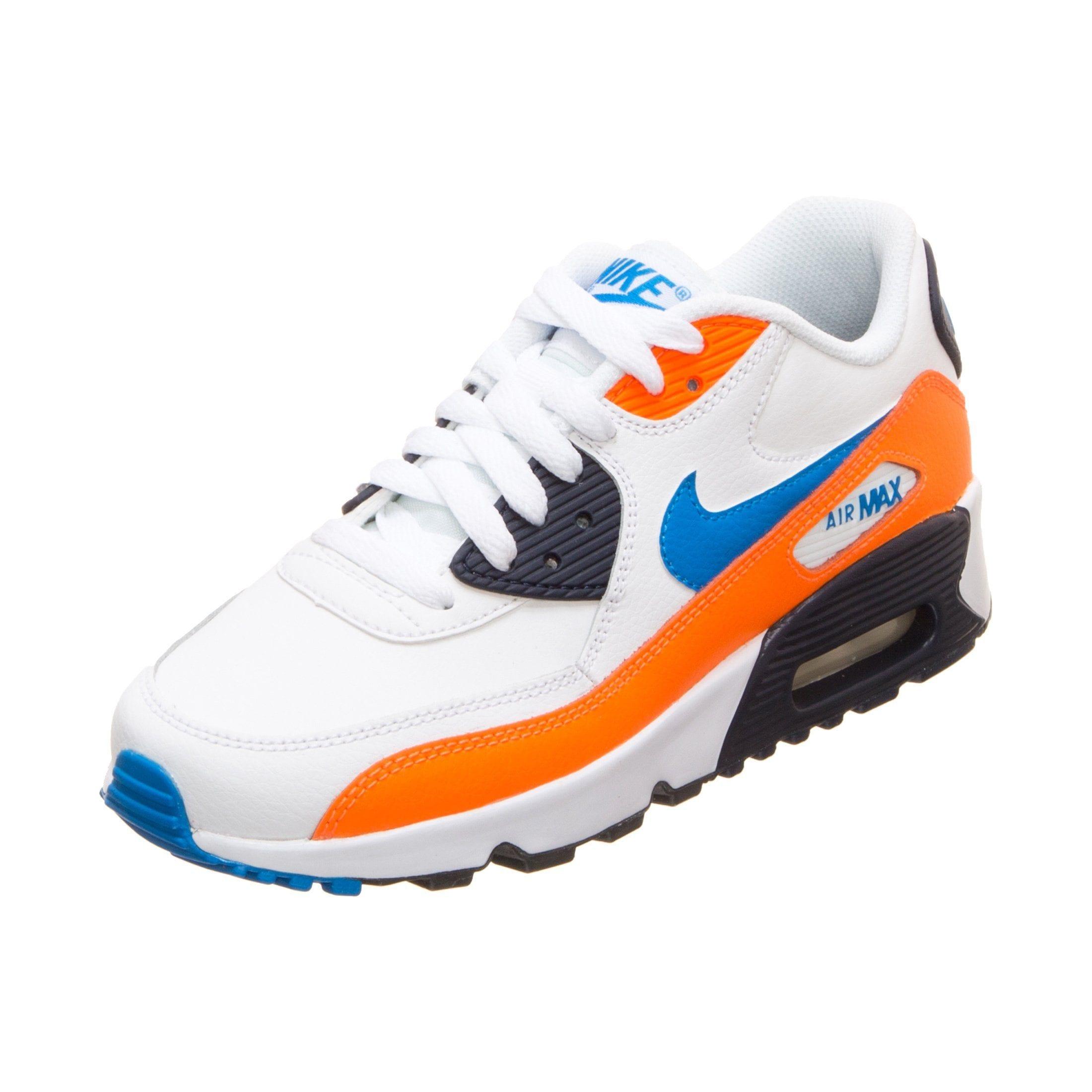 more photos latest design lowest price Nike Sportswear Sneaker »Air Max 90 Leather« online bestellen | BAUR
