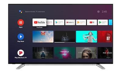 Toshiba 65UA2B63DG LED - Fernseher (164 cm / (65 Zoll), 4K Ultra HD, Android TV kaufen
