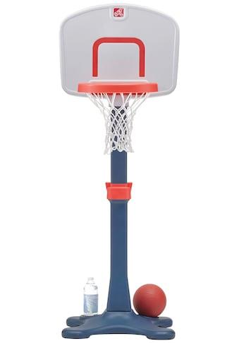 STEP2 Basketballanlage »Shootin' Hoops Junior«, Höhenverstellbar: 76/100/122 cm kaufen