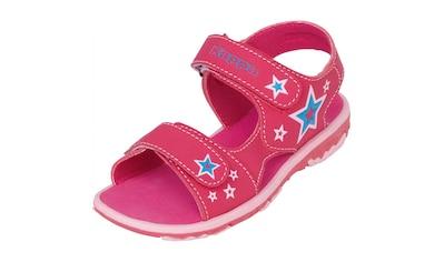 Kappa Sandale »STARWAY KIDS«, in verspieltem Design<br /> kaufen